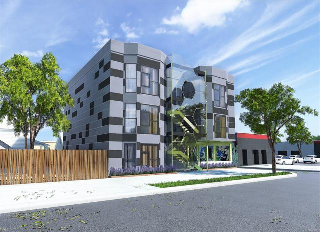 1316 29th Street #202, Denver, CO 80205 (#8606569) :: The Healey Group
