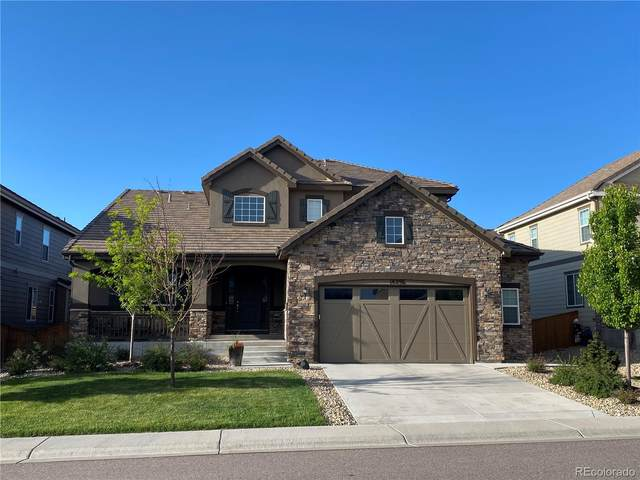 14290 Double Dutch Loop, Parker, CO 80134 (#8607095) :: Mile High Luxury Real Estate