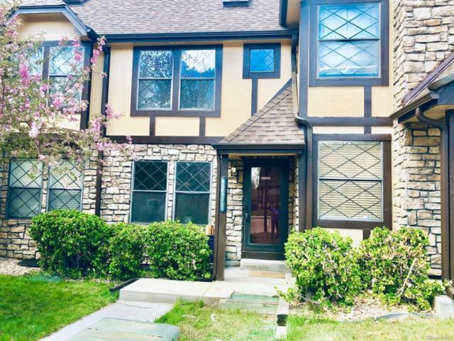 18507 E Whitaker Circle C, Aurora, CO 80015 (MLS #8607365) :: 8z Real Estate