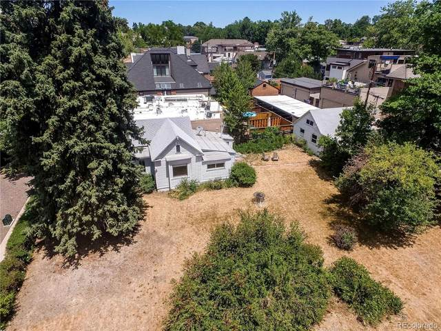 414 Fillmore Street, Denver, CO 80206 (MLS #8607380) :: 8z Real Estate