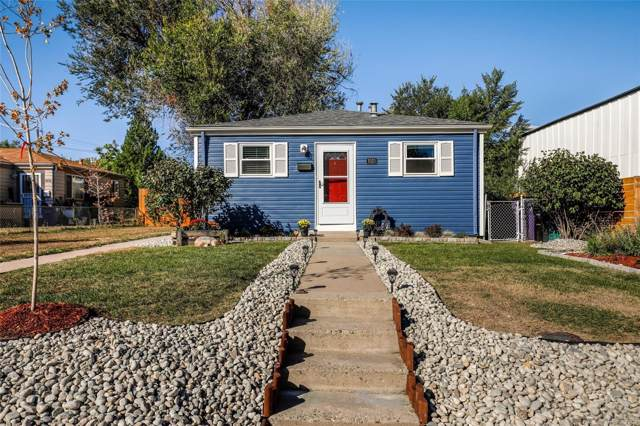 1023 Stuart Street, Denver, CO 80204 (MLS #8607469) :: 8z Real Estate