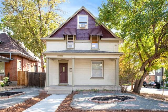 3302 Federal Boulevard, Denver, CO 80211 (#8607527) :: Stephanie Fryncko | Keller Williams Integrity