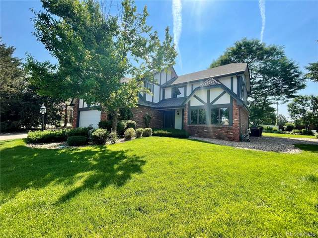 1600 W 116th Court, Westminster, CO 80234 (#8607890) :: The DeGrood Team