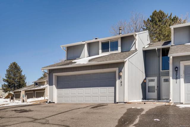 2783 S Lansing Way, Aurora, CO 80014 (MLS #8607893) :: 8z Real Estate
