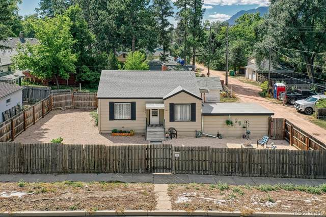 1017 E Uintah Street, Colorado Springs, CO 80903 (#8608043) :: Venterra Real Estate LLC