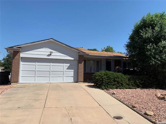 11650 Birch Drive, Thornton, CO 80233 (MLS #8608681) :: 8z Real Estate