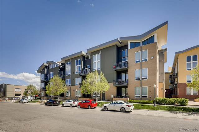 8185 E Lowry Boulevard #106, Denver, CO 80230 (#8609188) :: Briggs American Properties