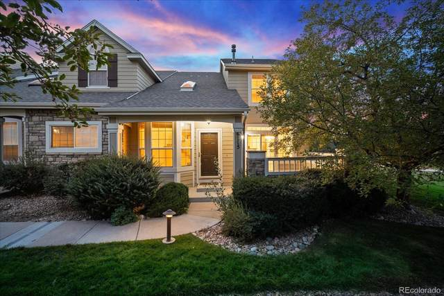 6115 Trailhead Road, Highlands Ranch, CO 80130 (MLS #8609599) :: Bliss Realty Group