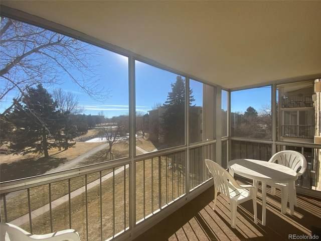 13626 E Bates Avenue #310, Aurora, CO 80014 (MLS #8609610) :: Wheelhouse Realty