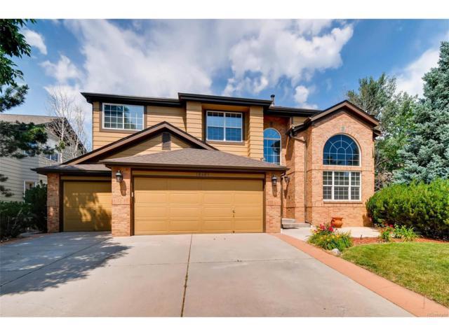 10401 Lions Path, Littleton, CO 80124 (MLS #8609650) :: 8z Real Estate
