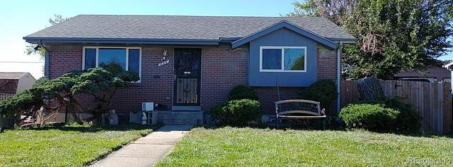 804 Malley Drive, Northglenn, CO 80233 (#8609707) :: The Dixon Group