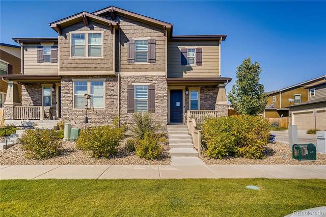 15260 W 69th Circle A, Arvada, CO 80007 (#8610222) :: Keller Williams Action Realty LLC