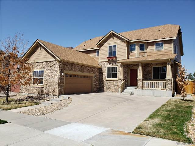 23741 E Garden Drive, Aurora, CO 80016 (#8610356) :: Re/Max Structure