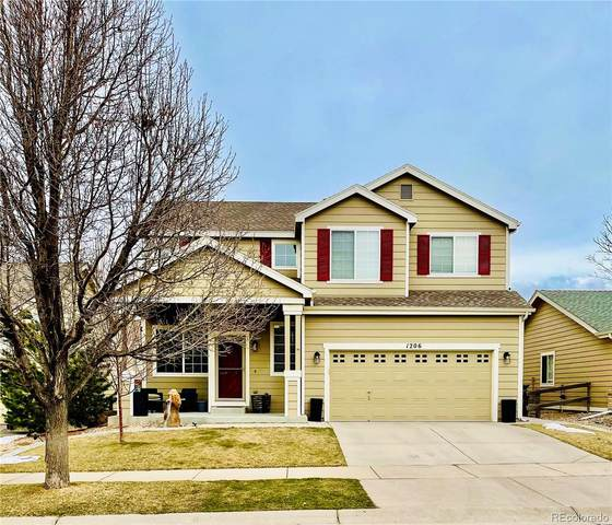 1206 103rd Avenue, Greeley, CO 80634 (#8610678) :: Berkshire Hathaway HomeServices Innovative Real Estate