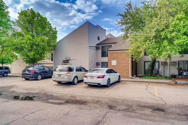 3550 S Harlan Street #200, Denver, CO 80235 (#8611904) :: The DeGrood Team