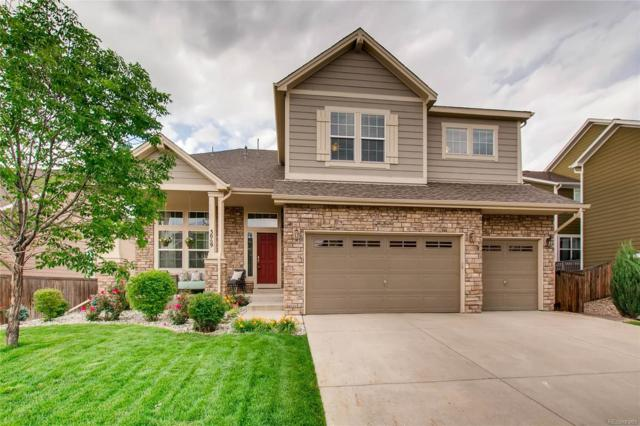 3069 E 152nd Place, Thornton, CO 80602 (#8612183) :: The Griffith Home Team