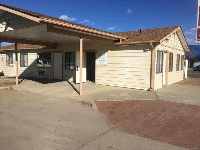 206 E Main Street, Rangely, CO 81648 (MLS #8612191) :: Bliss Realty Group