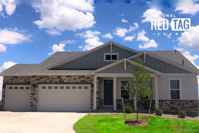 1681 Pinion Wing Circle, Castle Rock, CO 80108 (MLS #8612196) :: Bliss Realty Group