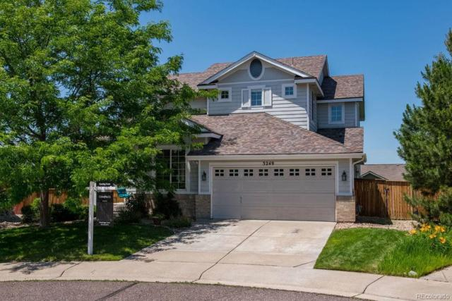 3249 Bentwood Place, Highlands Ranch, CO 80126 (MLS #8612313) :: 8z Real Estate