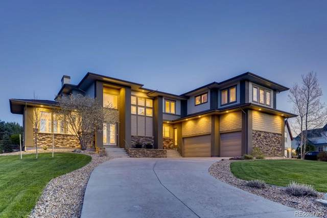 3135 Soaring Eagle Lane, Castle Rock, CO 80109 (#8613087) :: Sultan Newman Group