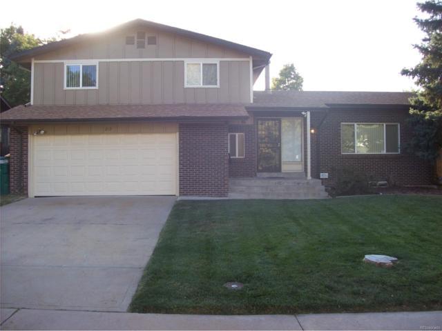 219 S Revere Street, Aurora, CO 80012 (#8613097) :: The Escobar Group @ KW Downtown Denver