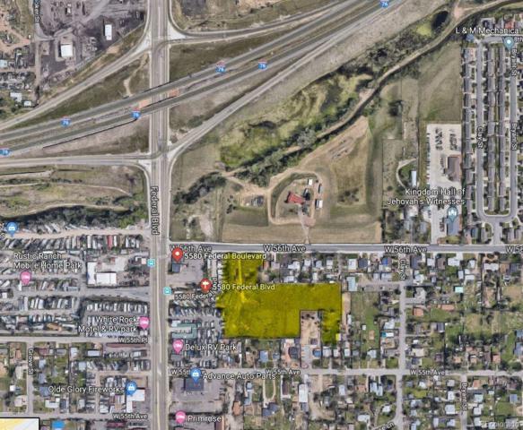2922 W 56th Avenue, Denver, CO 80221 (MLS #8613243) :: 8z Real Estate