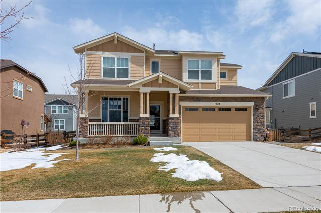 923 Laramie Lane, Erie, CO 80516 (#8613380) :: The Dixon Group