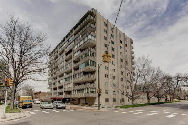 800 Washington Street #606, Denver, CO 80203 (MLS #8613756) :: 8z Real Estate