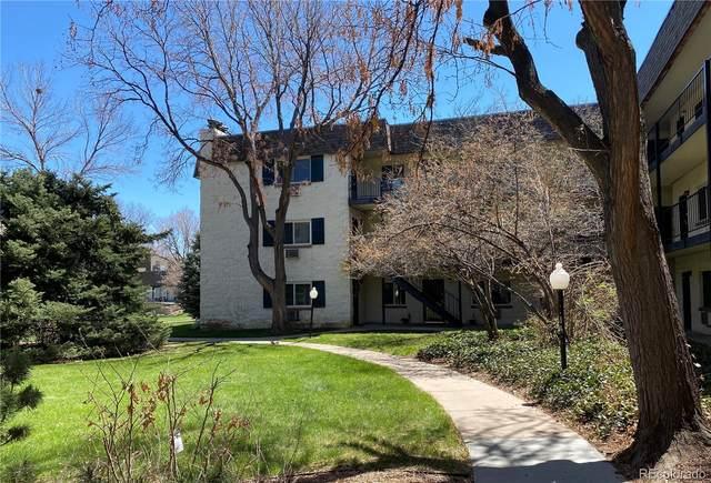 5770 E Warren Avenue #317, Denver, CO 80222 (#8613859) :: The Peak Properties Group