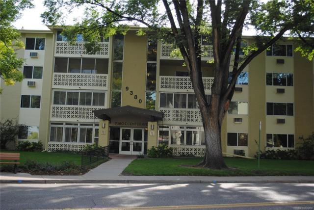 9380 E Center Avenue 11C, Denver, CO 80247 (#8613945) :: Colorado Home Finder Realty