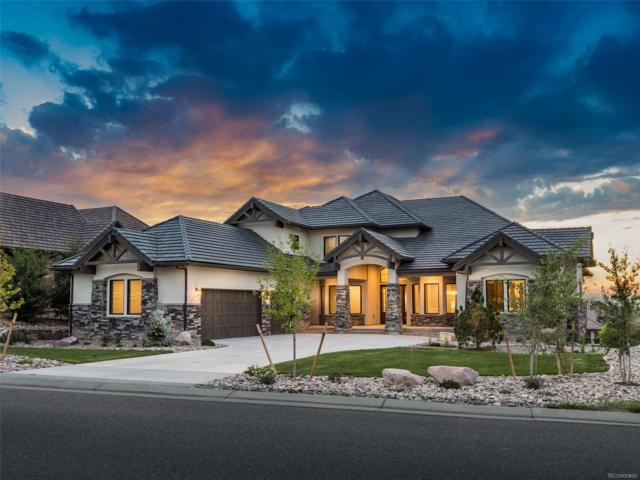 10767 Backcountry Drive, Highlands Ranch, CO 80126 (#8614153) :: Bring Home Denver