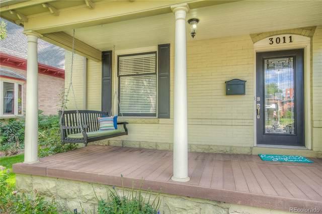 3011 York Street, Denver, CO 80205 (#8614544) :: Briggs American Properties