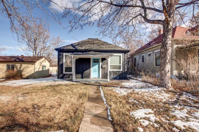 4116 Eaton Street, Denver, CO 80212 (#8614650) :: The Griffith Home Team
