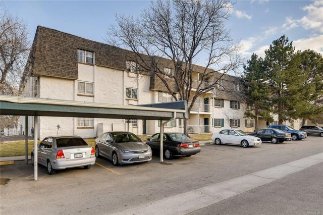 5875 E Iliff Avenue #309, Denver, CO 80222 (#8614931) :: Wisdom Real Estate