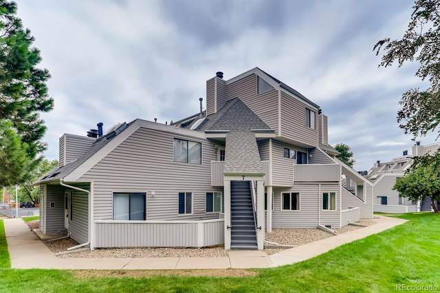 8701 Huron Street 7-105, Thornton, CO 80260 (#8614952) :: Compass Colorado Realty