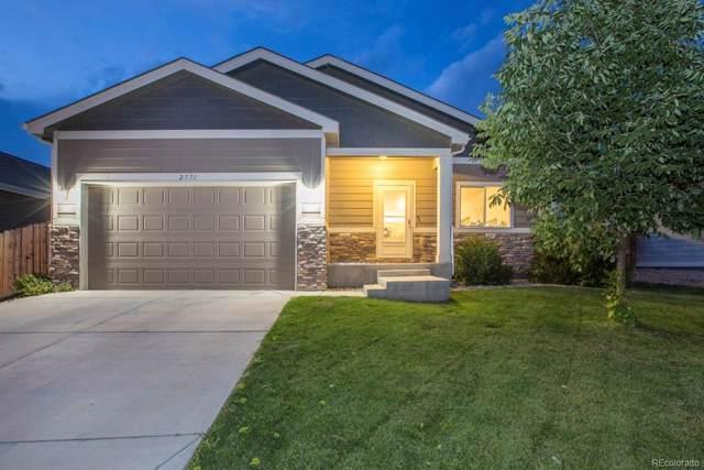 2771 E Prairie Drive, Milliken, CO 80543 (MLS #8614990) :: 8z Real Estate