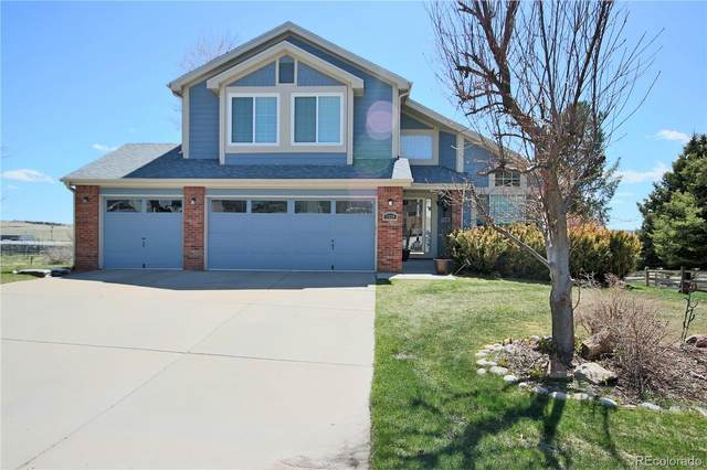7338 Meadow View, Parker, CO 80134 (#8615040) :: The Healey Group