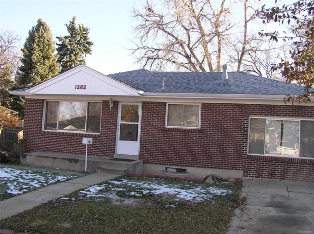 1282 E 108th Avenue, Northglenn, CO 80233 (#8615190) :: House Hunters Colorado