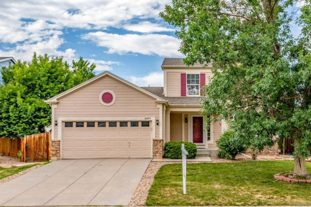 19077 E Ithaca Drive, Aurora, CO 80013 (#8615192) :: The Heyl Group at Keller Williams