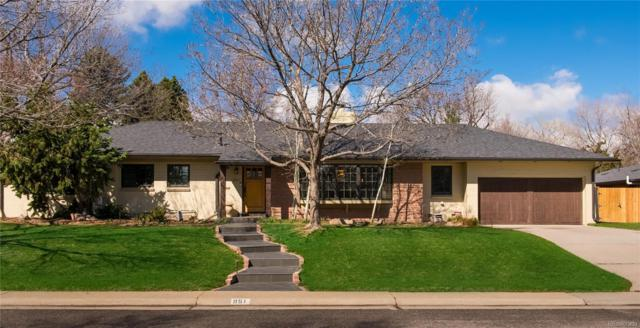951 S Garfield Street, Denver, CO 80209 (#8615263) :: The Pete Cook Home Group