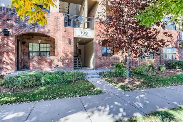 199 Quebec Street M, Denver, CO 80220 (#8615286) :: Wisdom Real Estate