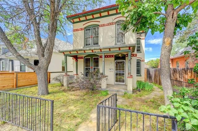 541 Fox Street, Denver, CO 80204 (MLS #8615498) :: Find Colorado