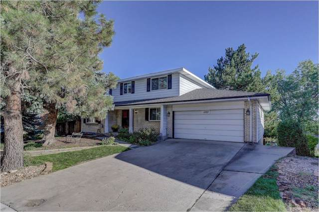 1120 S Routt Way, Lakewood, CO 80232 (MLS #8615638) :: 8z Real Estate