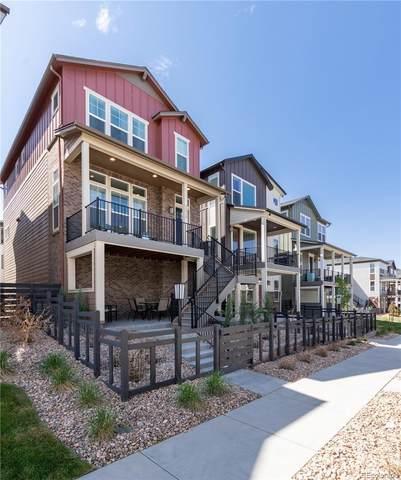 8924 Delacorte Street, Highlands Ranch, CO 80129 (MLS #8616220) :: 8z Real Estate