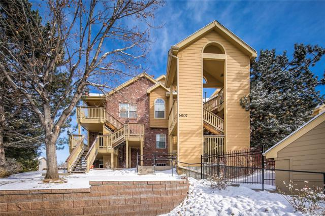 14207 E Grand Drive #73, Aurora, CO 80015 (#8616296) :: HomeSmart Realty Group