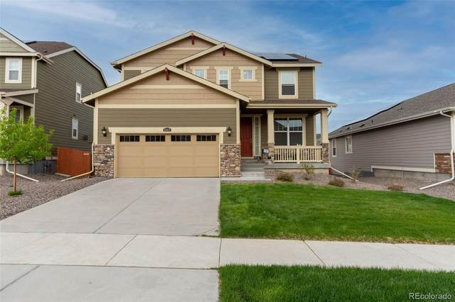 10427 Konstanz Street, Parker, CO 80134 (#8616509) :: The Griffith Home Team