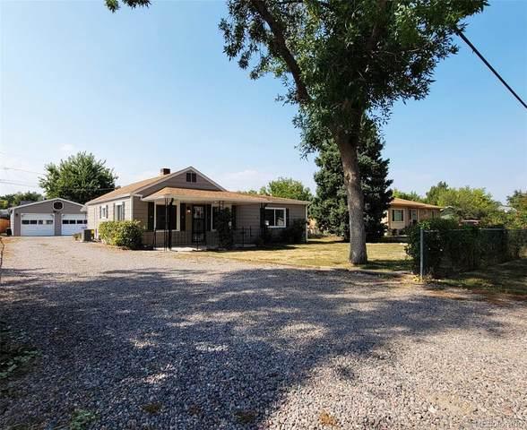 1169 Van Gordan, Lakewood, CO 80401 (#8616848) :: The HomeSmiths Team - Keller Williams