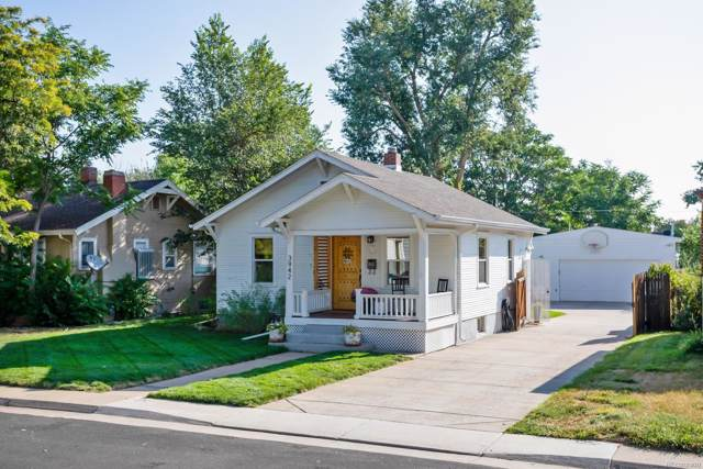 3942 S Sherman Street, Englewood, CO 80113 (#8617291) :: The Heyl Group at Keller Williams