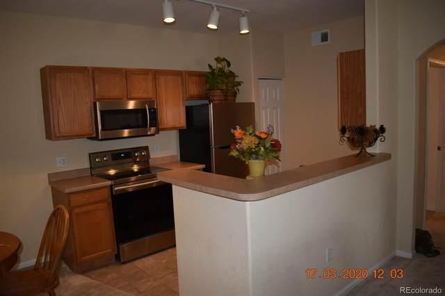10823 Twenty Mile Road #106, Parker, CO 80134 (MLS #8617562) :: 8z Real Estate