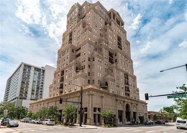 300 W 11th Avenue 5B, Denver, CO 80204 (MLS #8617725) :: 8z Real Estate